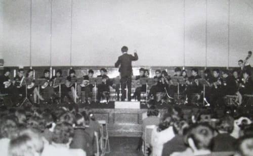 1969年11月 初回演奏会(議事堂ホール)