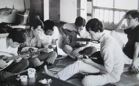 1969年8月 祝津合宿